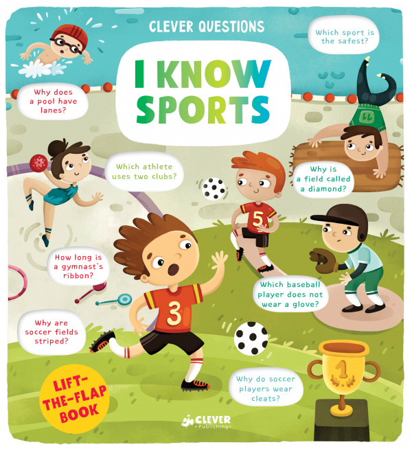 I Know Sports. Clever Questions