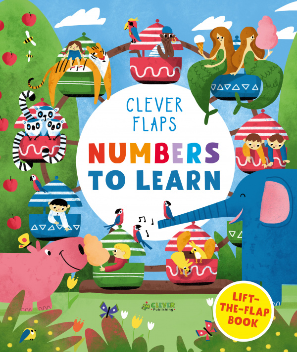 English Books. Numbers To Learn